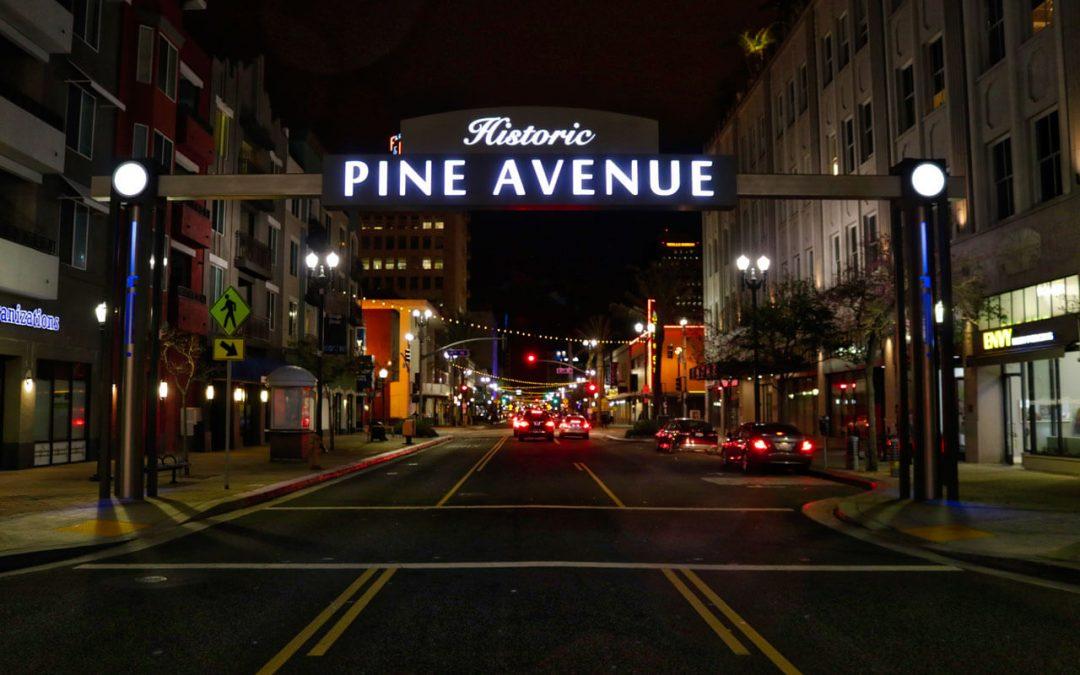Historic Pine Avenue