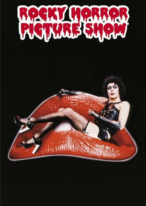 Rocky Horror Picture Show at Art Theatre, Long Beach, CA