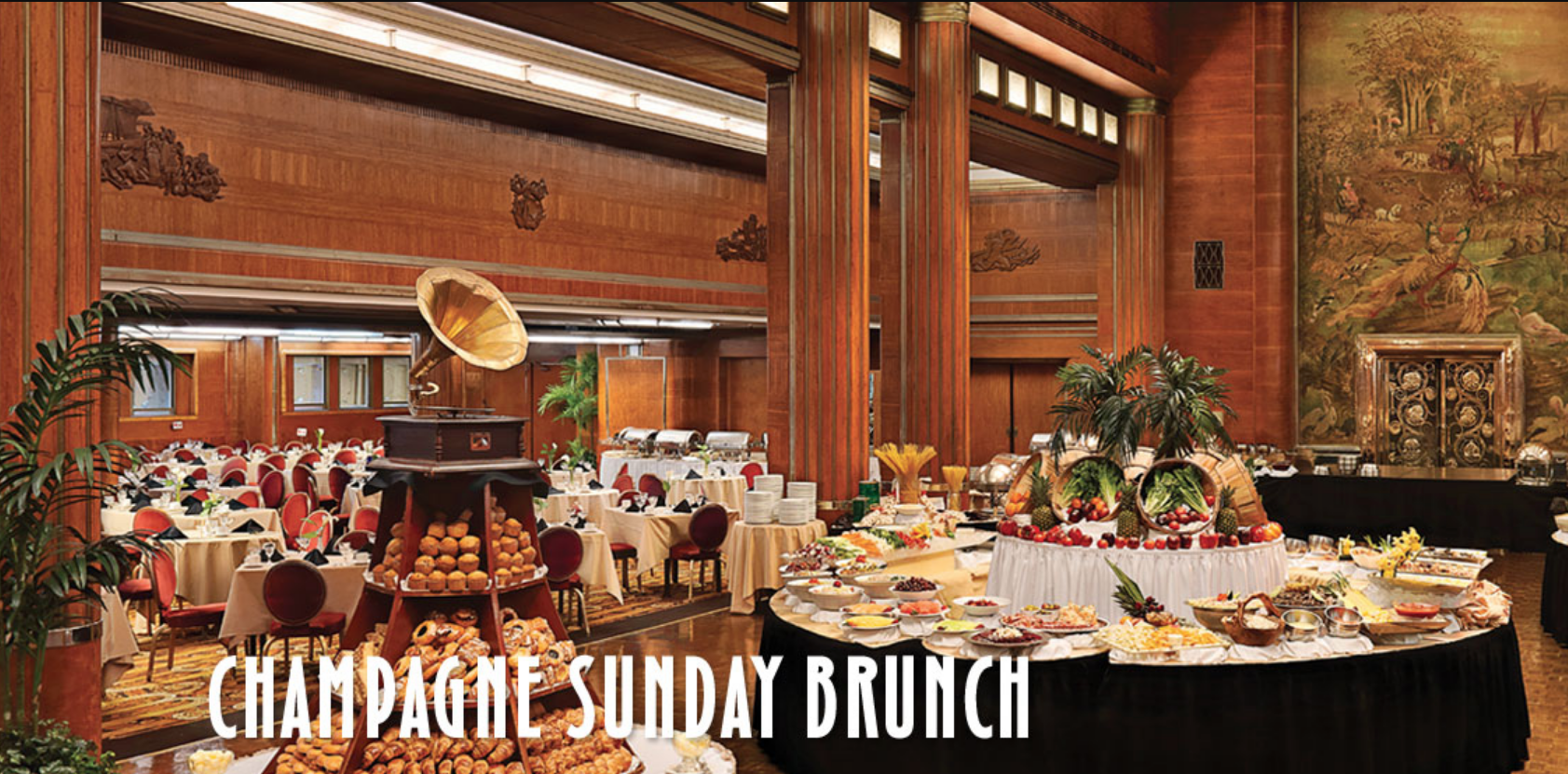 queen mary brunch deals