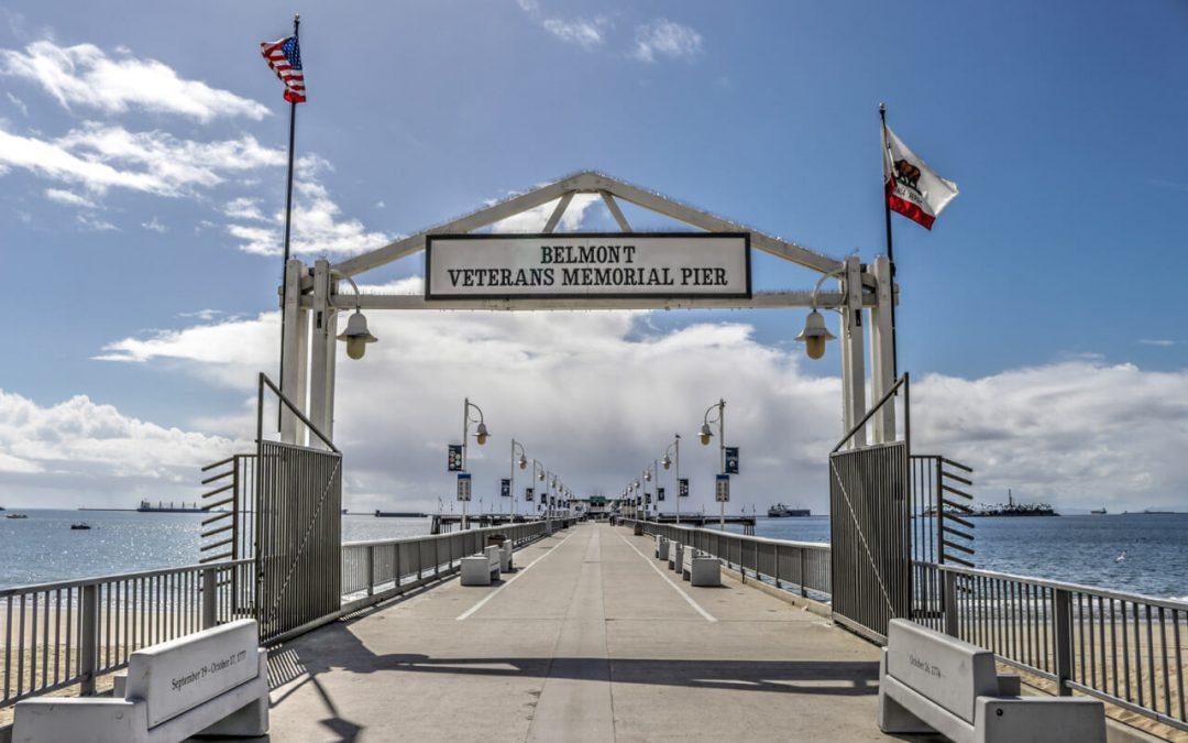 Belmont Pier, Long Beach, CA