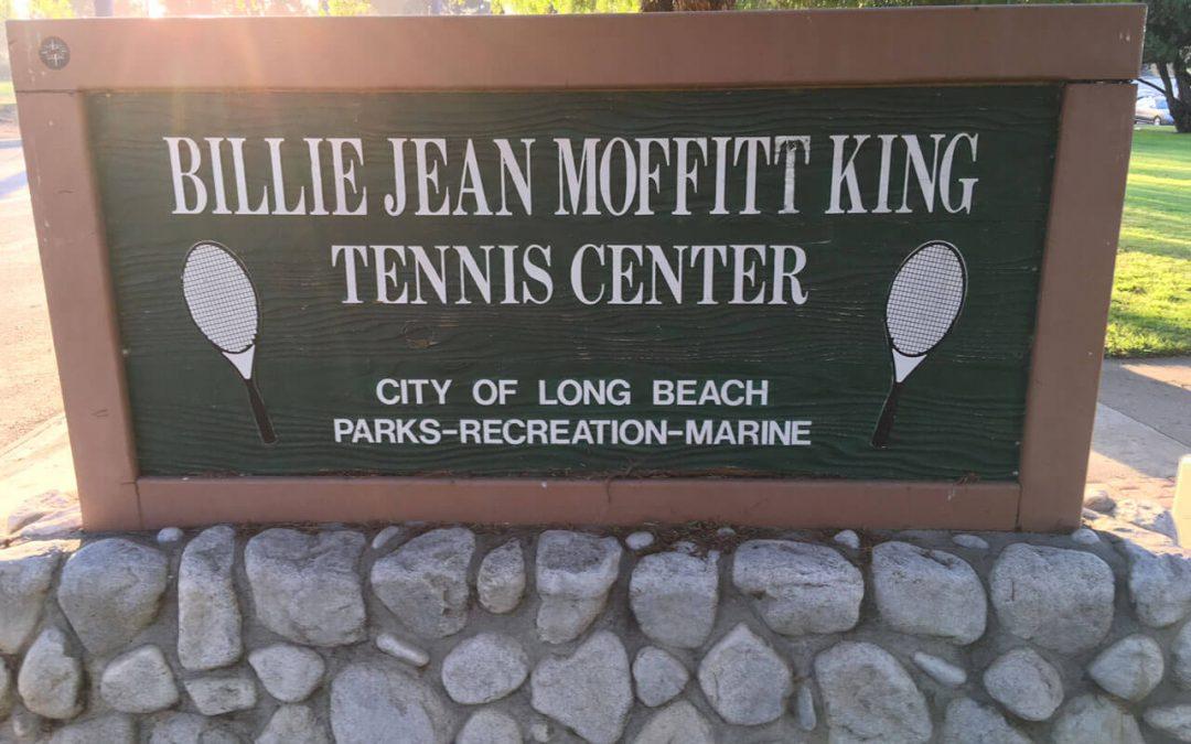 Billie Jean Moffitt King Tennis Center