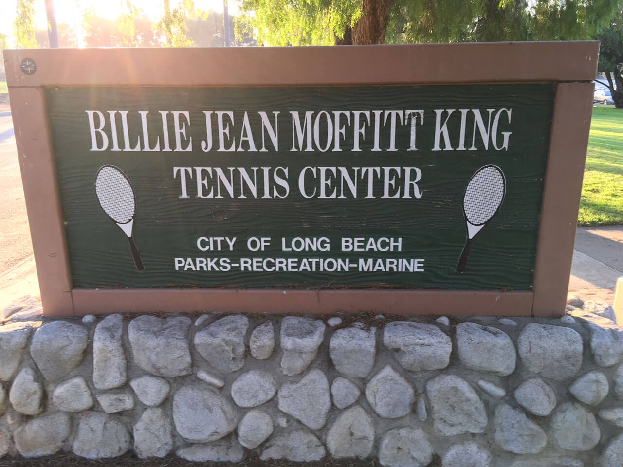 Billie Jean Moffitt King Tennis Center