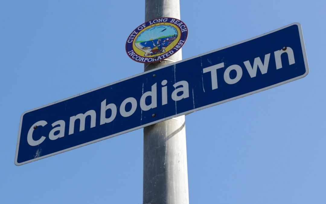 Cambodia Town, Long Beach, CA