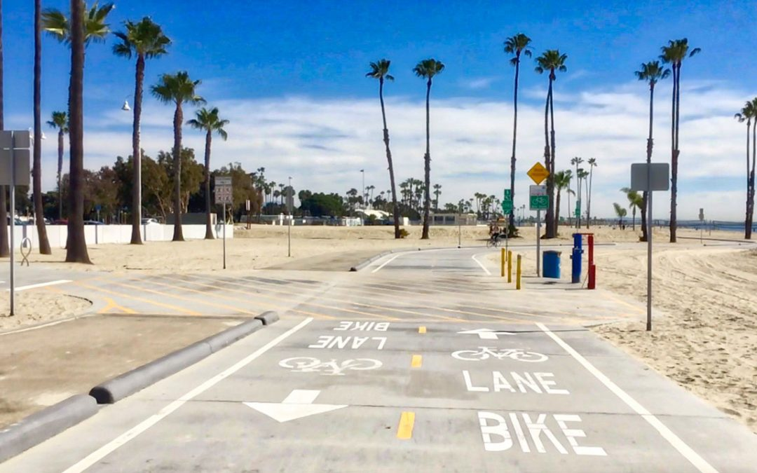 Shoreline Pedestrian Bikepath