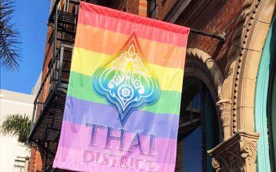 Thai District