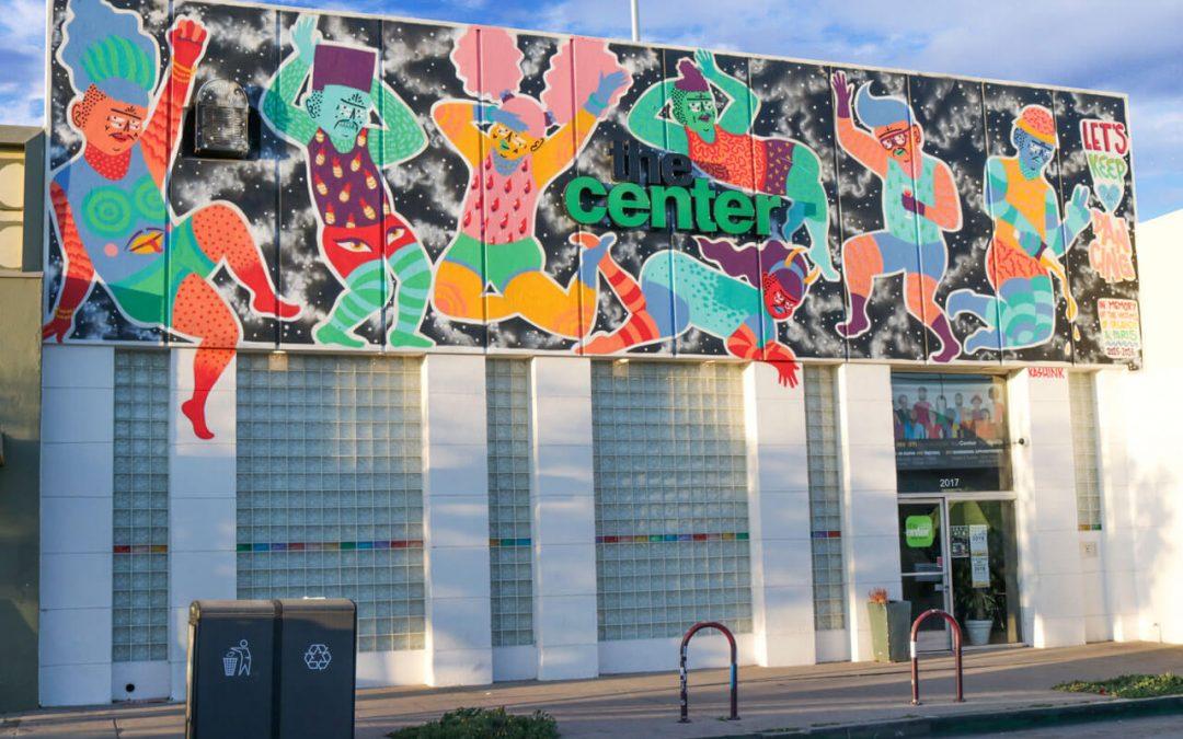 The Center, Long Beach, CA