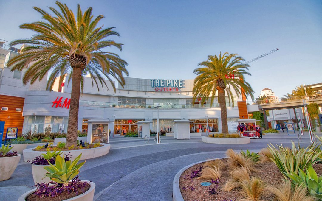 The Pike Outlets, Long Beach, CA