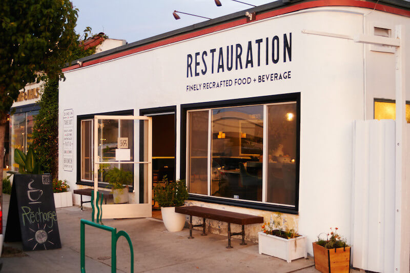 Restauration, Long Beach, CA