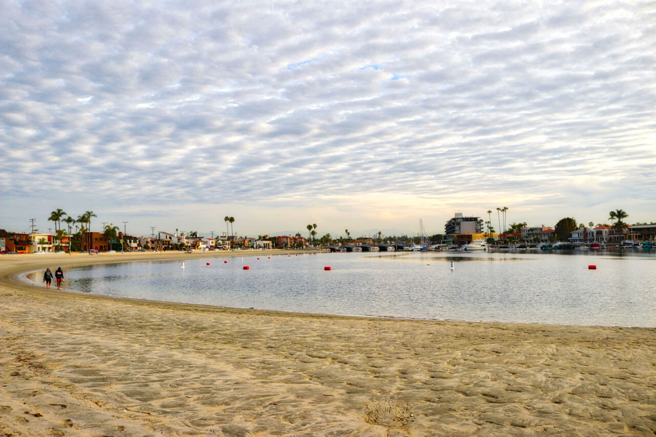 Alamitos Bay Beach, Long Beach, CA