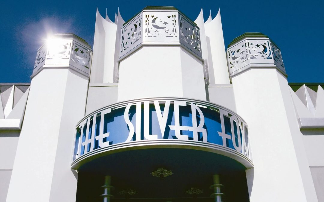 The Silver Fox, Long Beach, CA
