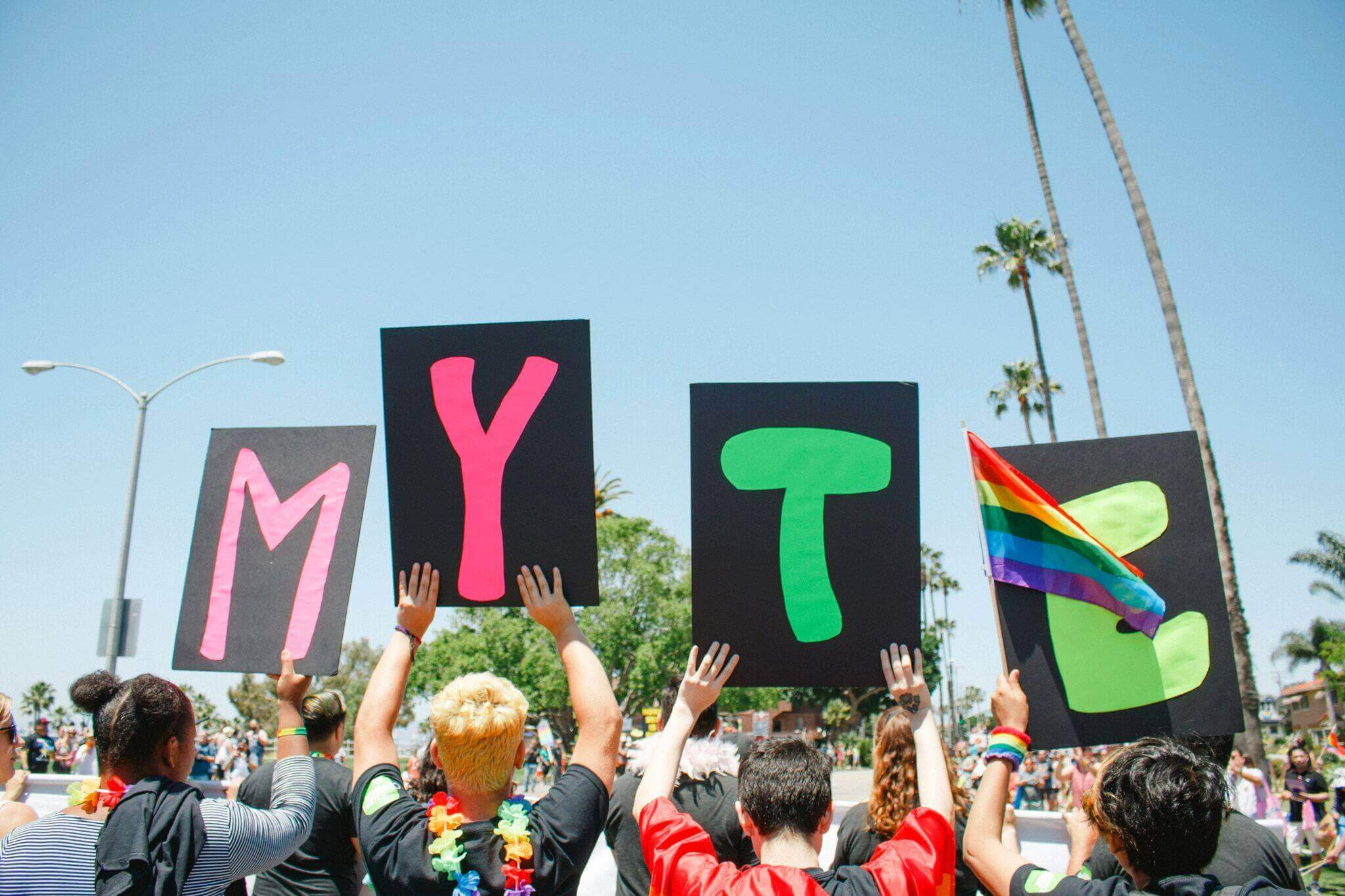 The 2018 Annual Teen Pride Picnic