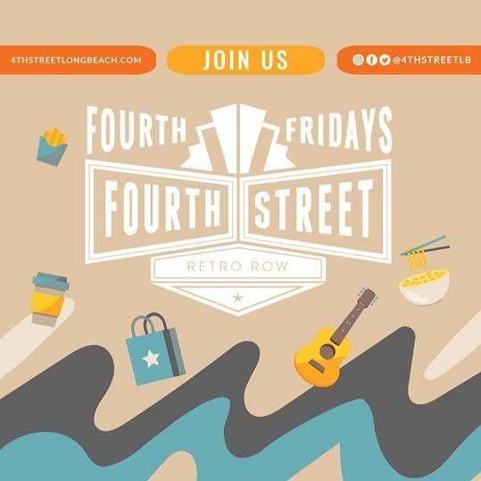 4th Fridays on 4th Street