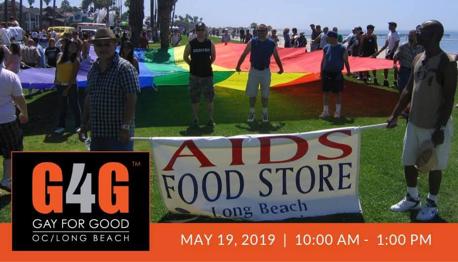 G4G OC/Long Beach: LB Pride Parade w/ AIDS Food Store