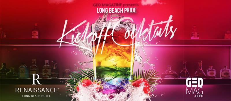 LB Pride Kickoff Cocktails
