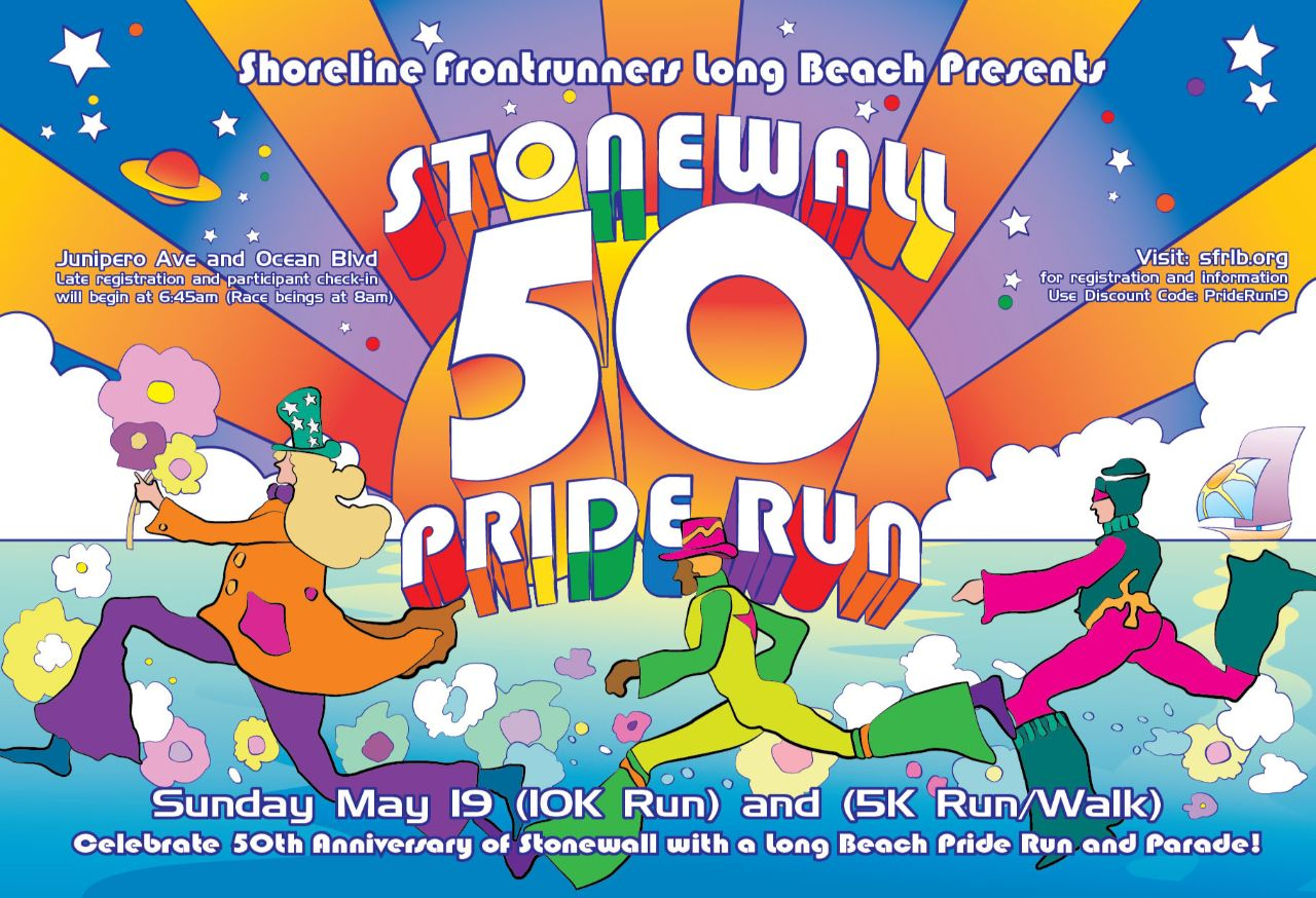 Long Beach Pride Run