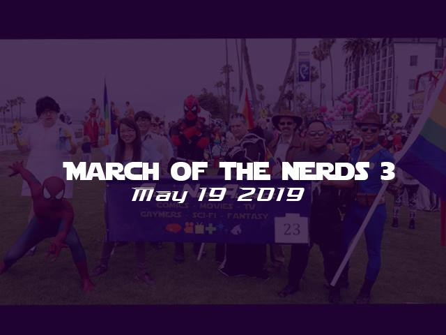 March of the Nerds 3