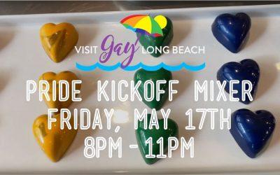 VGLB Pride Kickoff Mixer