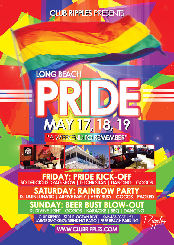 Club Ripples Pride 2019