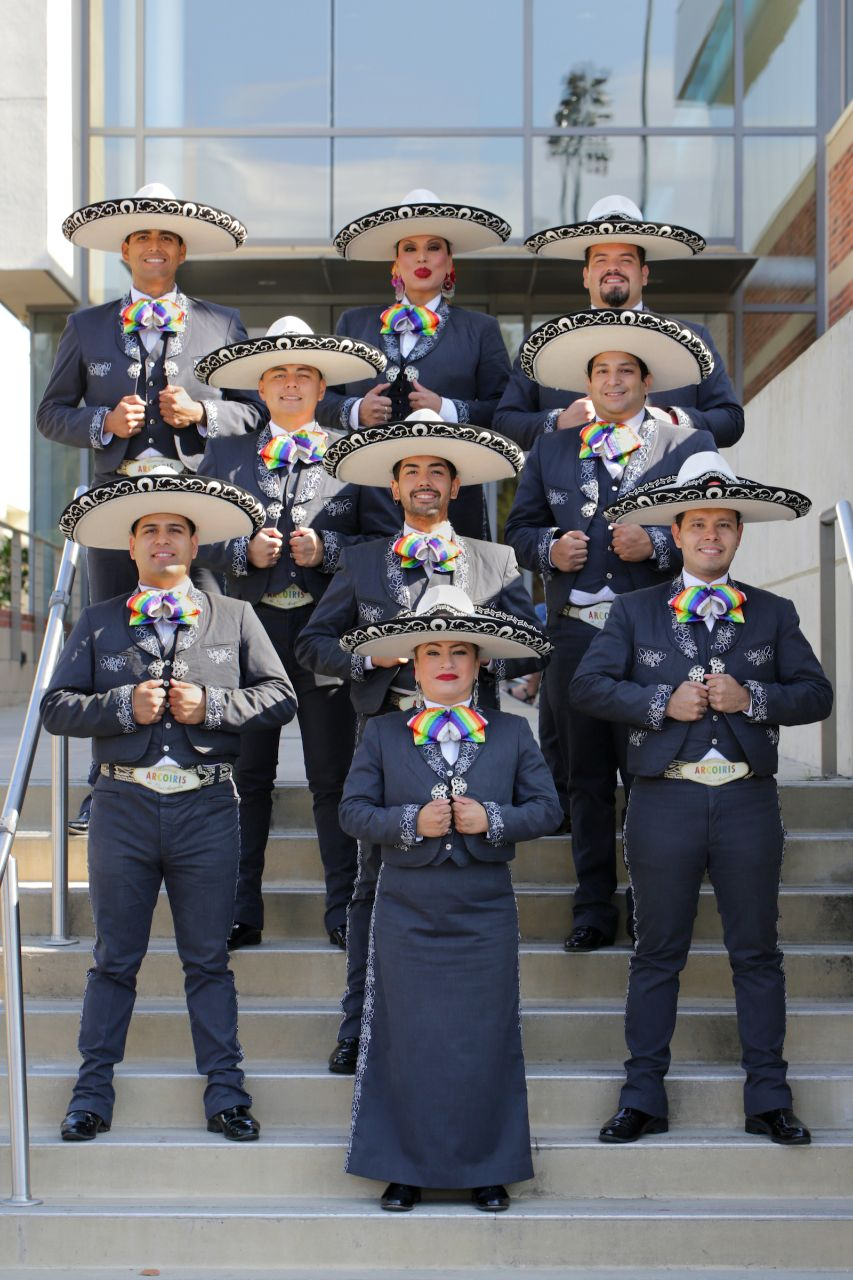 World's First LGBTQ Mariachi Band: Hotel Maya, Long Beach
