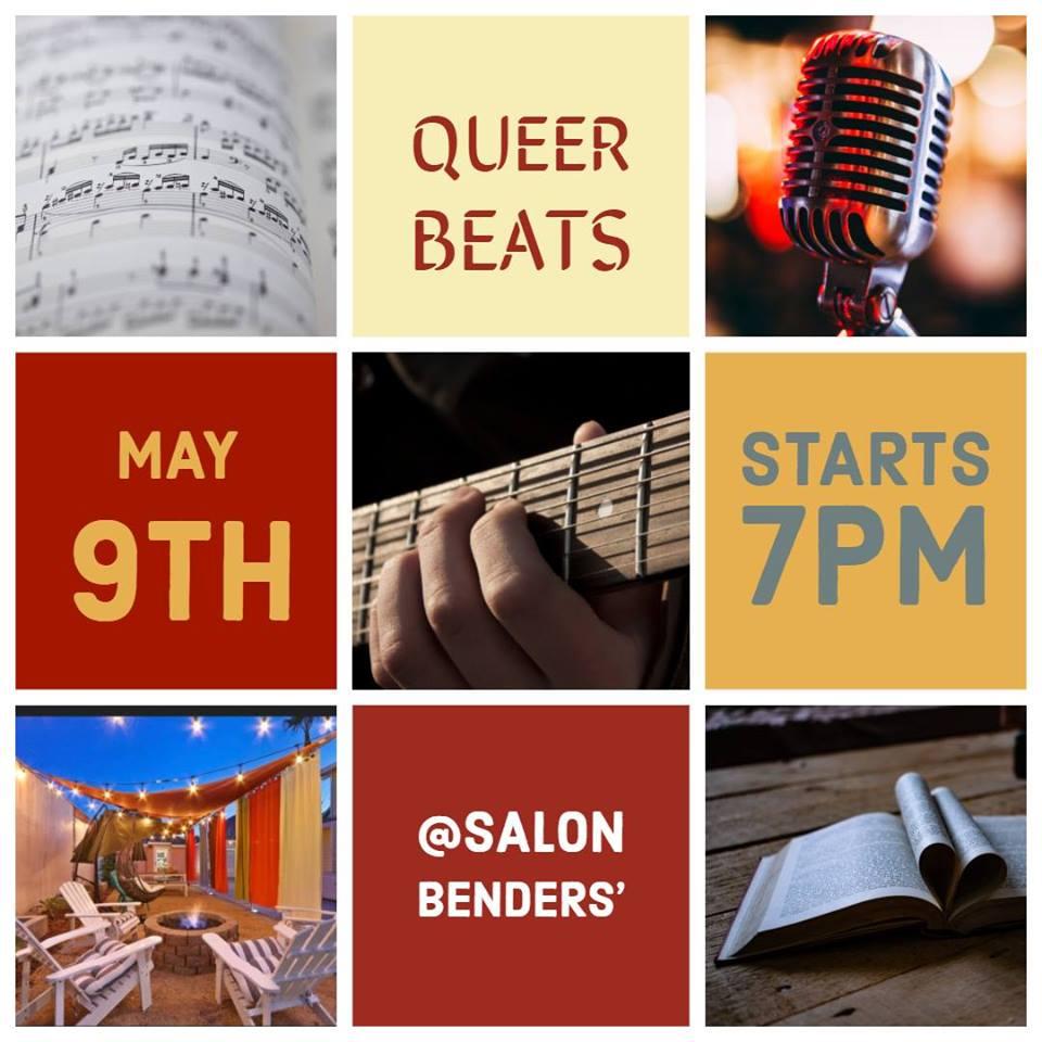 Queer Beats at Benders'