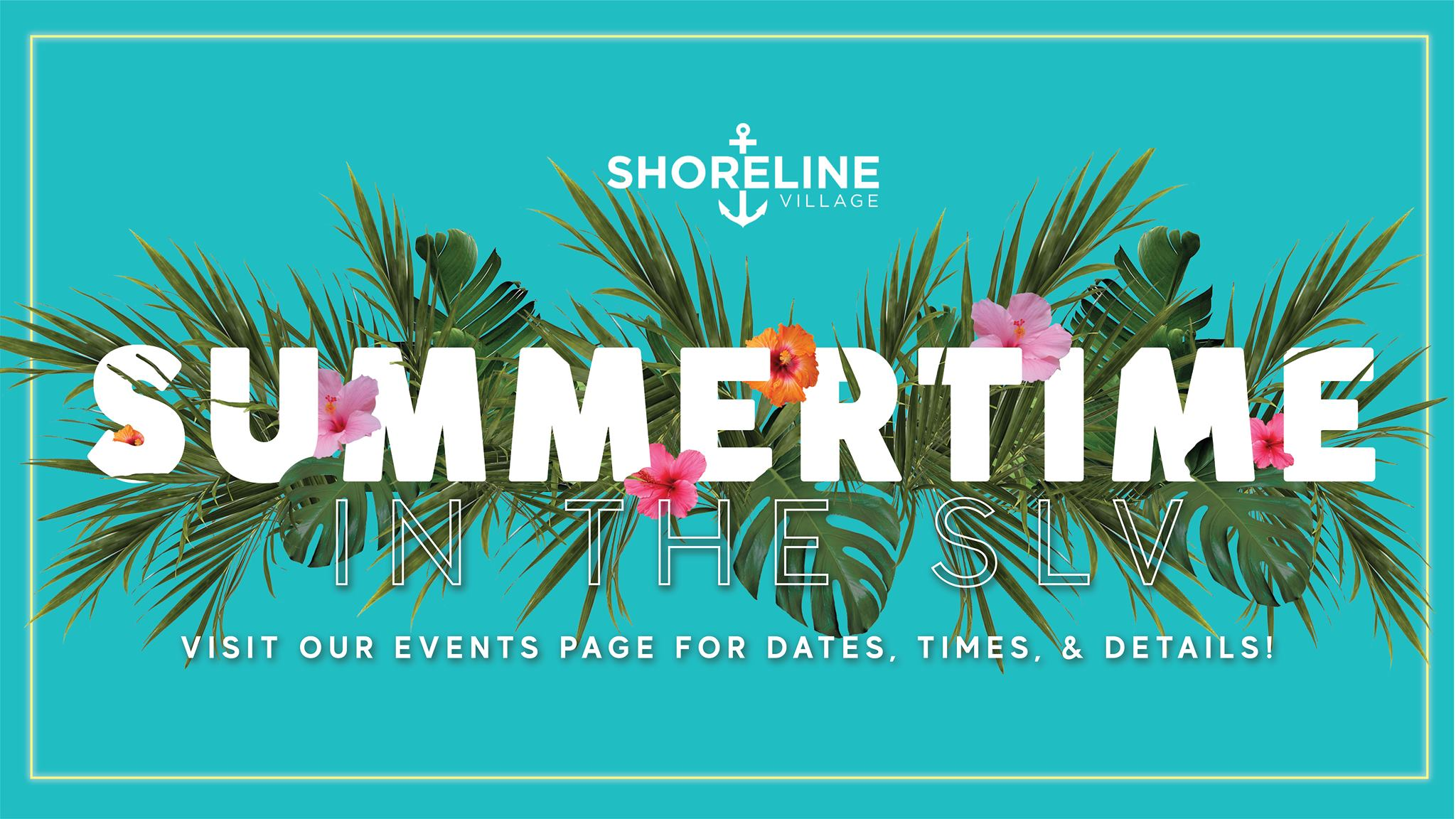 Summer Concert Series at Shoreline Village 2019