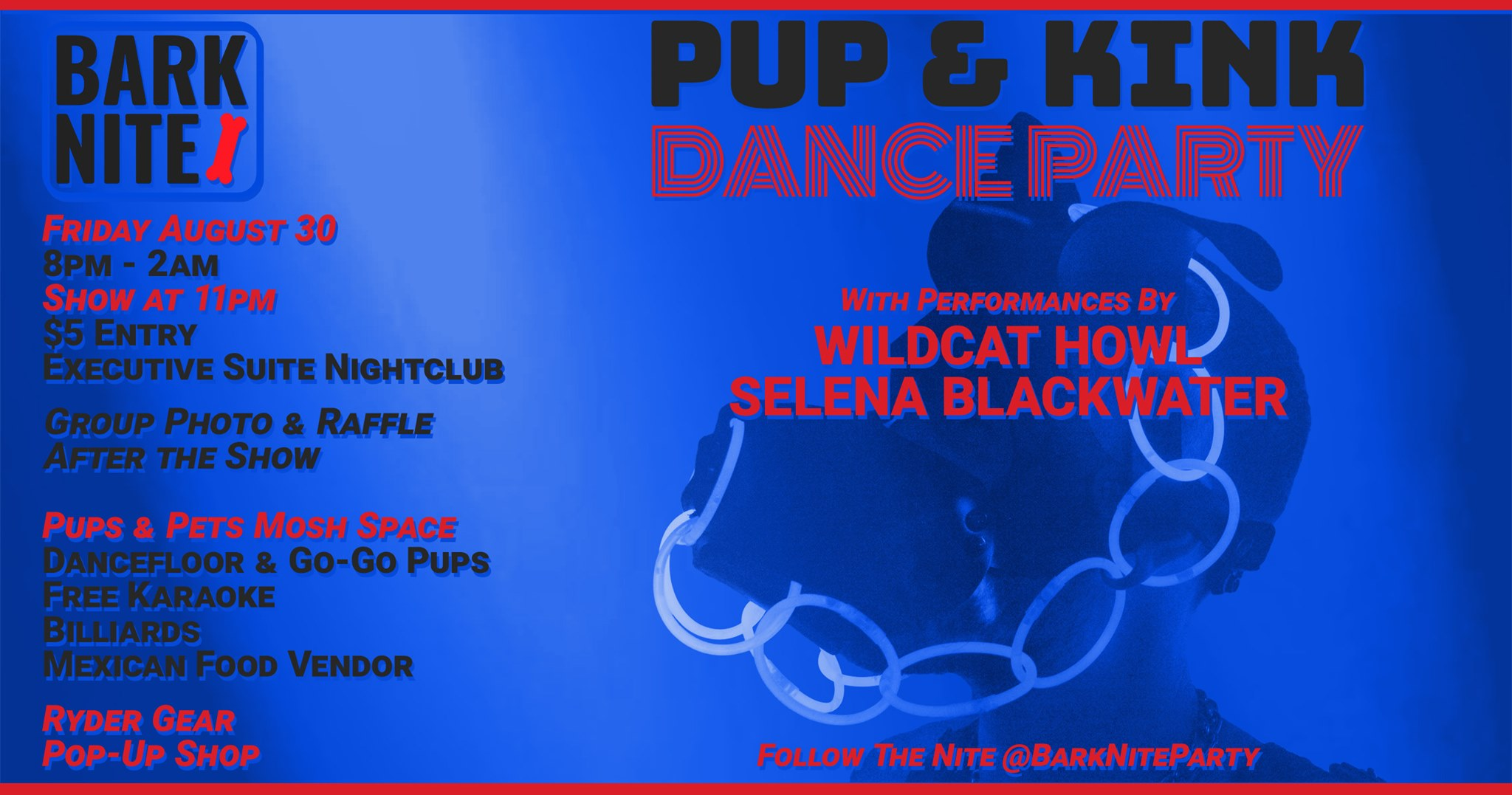BarkNite! Pup Play Dance Party