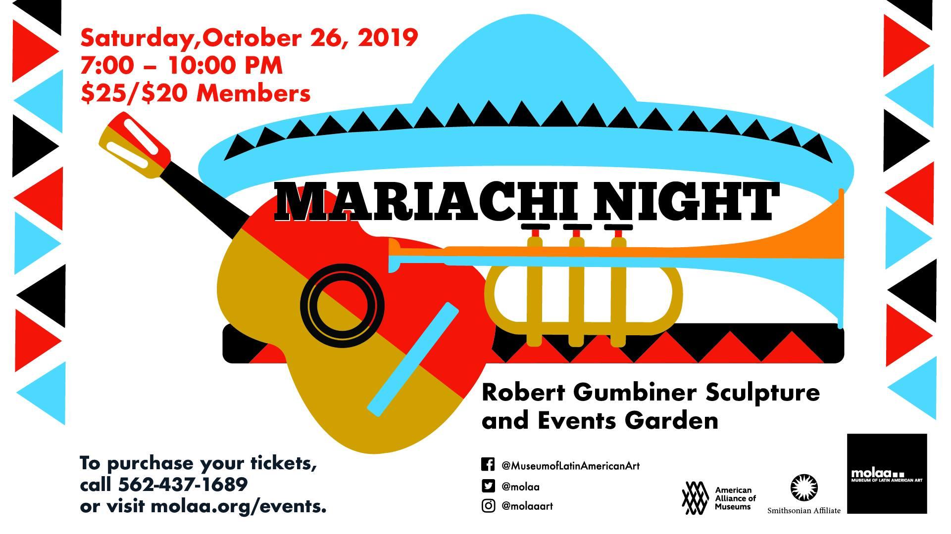 Mariachi Night