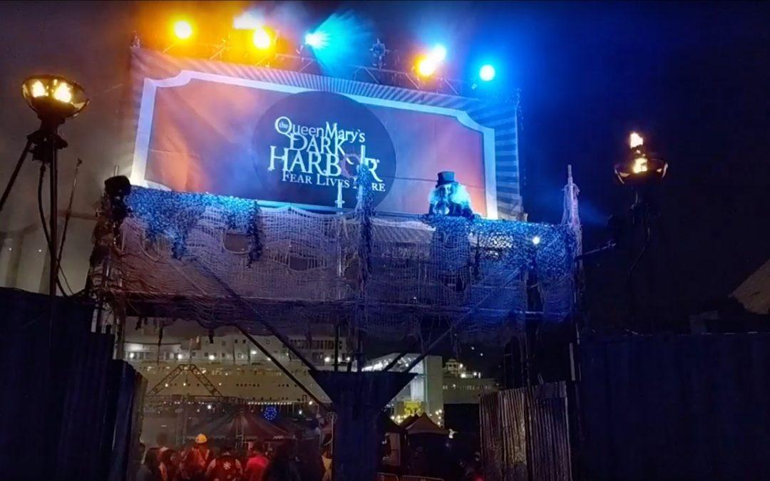 The Queen Mary's Dark Harbor