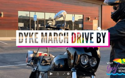 Dyke March Drive By