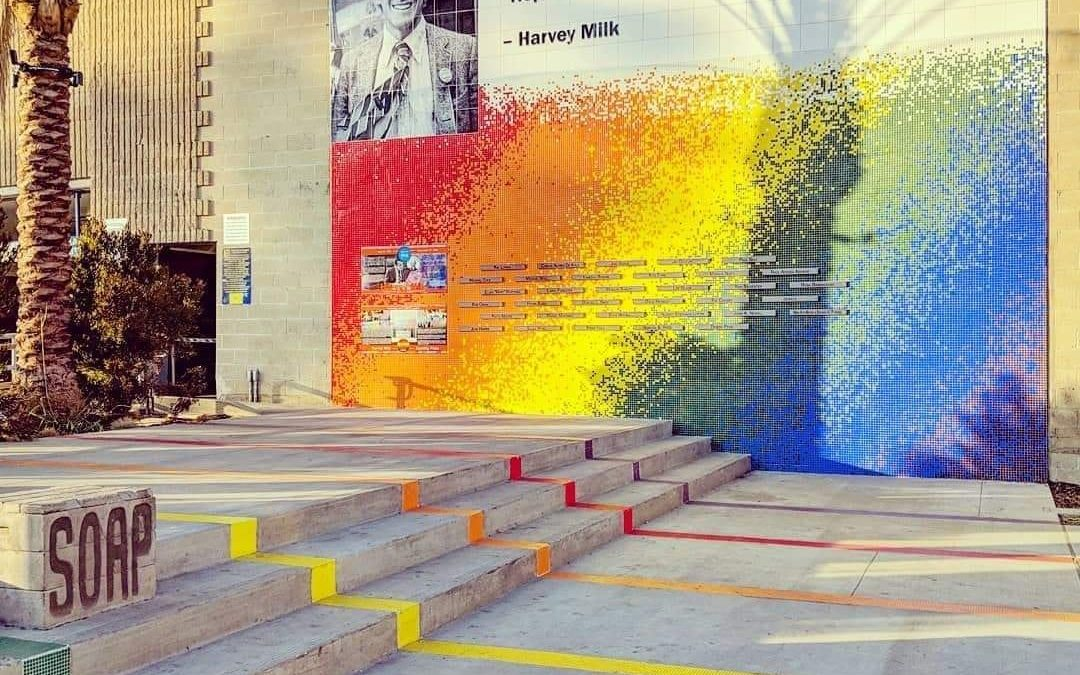 Harvey Milk Park - Equality Plaza