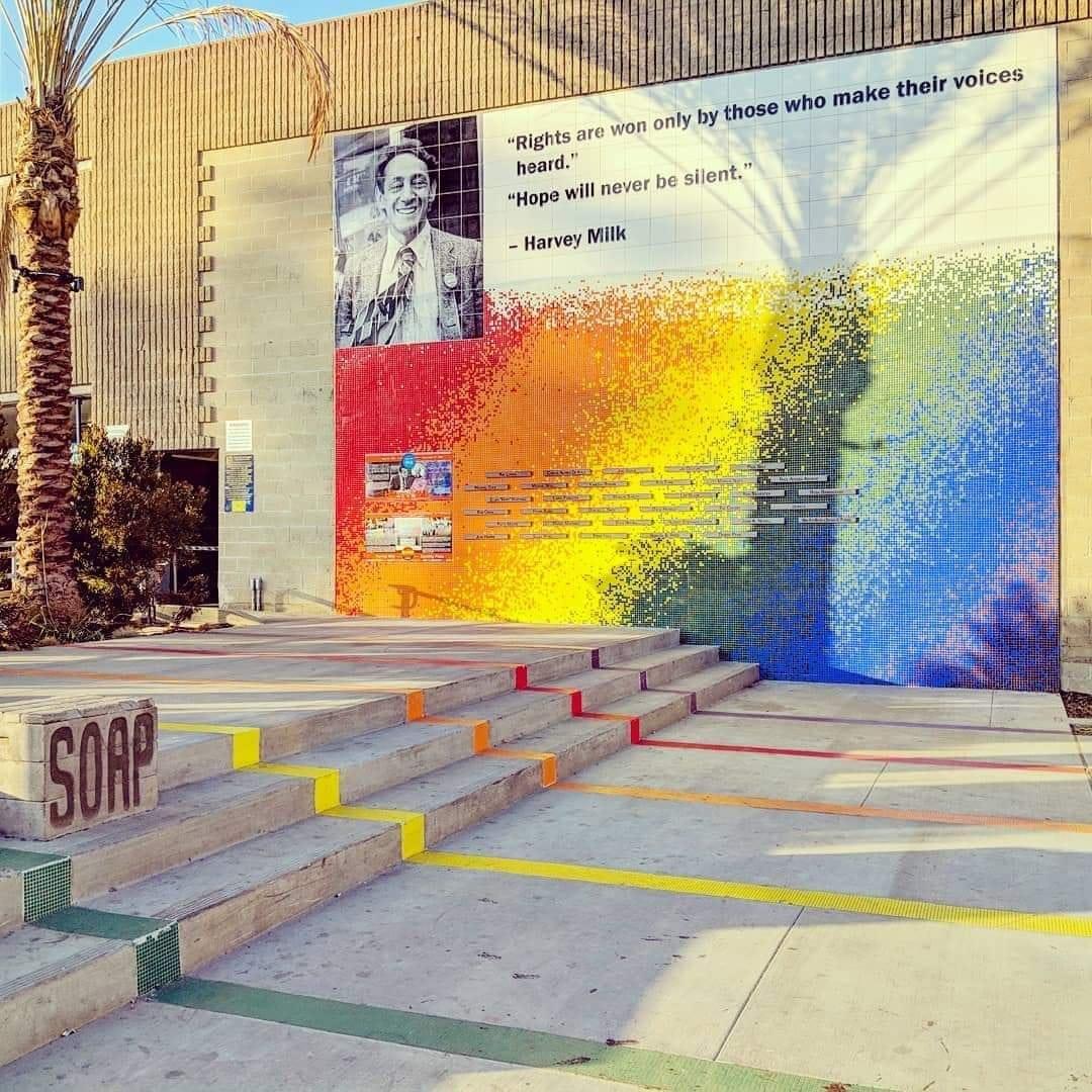 Harvey Milk Park - Equality Plaza