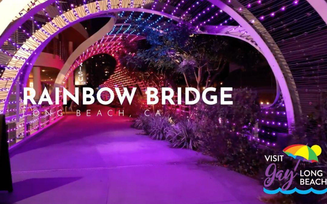 The Rainbow Bridge, Long Beach, CA