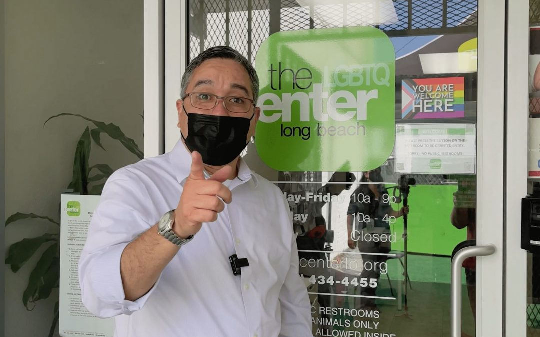 YOU ARE WELCOME HERE – The LGBTQ Center Long Beach
