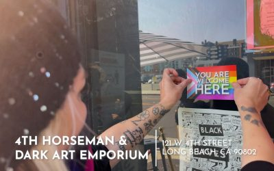 YOU ARE WELCOME HERE – THE 4TH HORSEMAN & DARK ART EMPORIUM