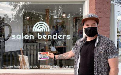 YOU ARE WELCOME HERE – Salon Benders