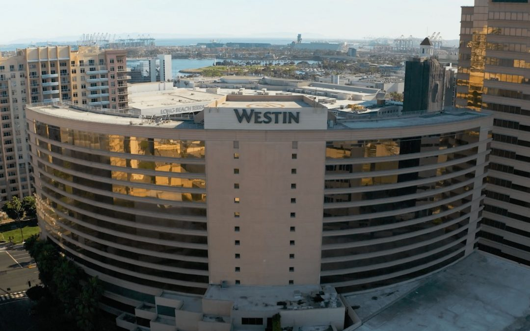 YOU ARE WELCOME HERE – THE WESTIN LONG BEACH